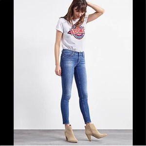 Lucky Brand • Jenna  cigarette • skinny jeans